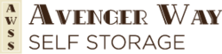 Avenger Way Self Storage logo